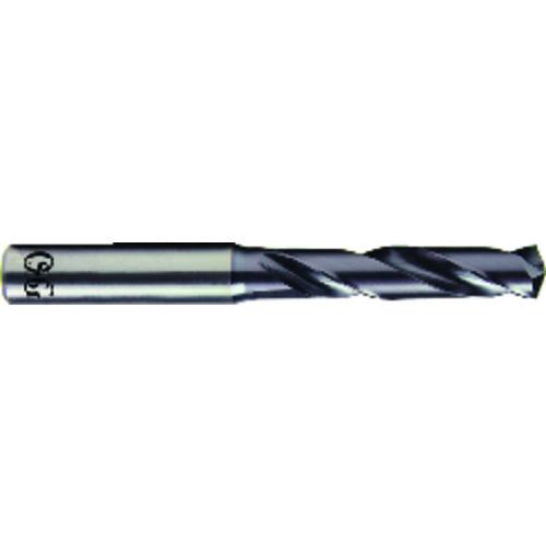 7//32mm Dia-3XD Coolant-Thru 2-Flute HY-PRO Carbide Drill-HP253